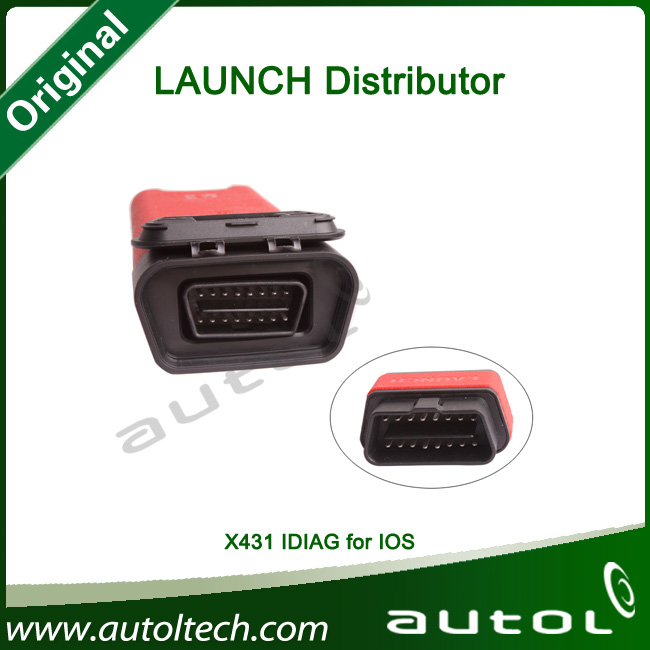 Original Launch X431 Idiag Auto Diag Scan Tool for IOS(Phone + tablet PC) with Multi Languages