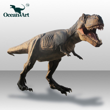 OA25801High quality animatronic T-rex king dinosaur for sale