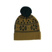 China wholesale custom pom pom child winter hat