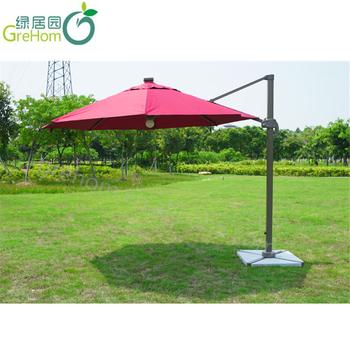 Exceptional Used Starbucks Patio Umbrella Red