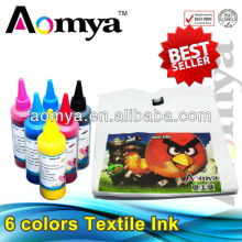 Digital Textile Printing Ink T-shirt printing for Epson R230 Printer