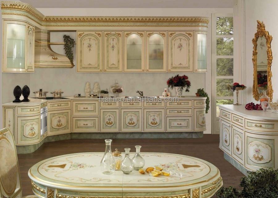 Estilo de madera mueble cocina con dibujo de vitoria for Muebles de cocina en esquina