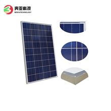 photovoltaic tile 300 watt monocrystalline solar panel