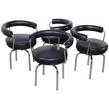 Replica Le Corbusier Lc7 Swivel Chair - Buy Le Corbusier Lc7 Swivel ...