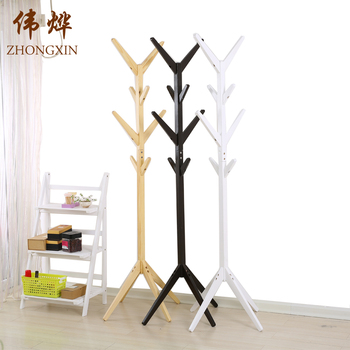 Hot Sale Free Standing Solid Wood Wooden Coat Rack Buy Wooden Coat Unique Coat Rack For Sale