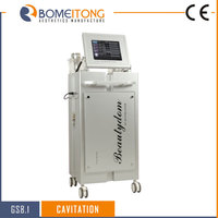 vibrating plate microcurrent electrotherapy slimming machine