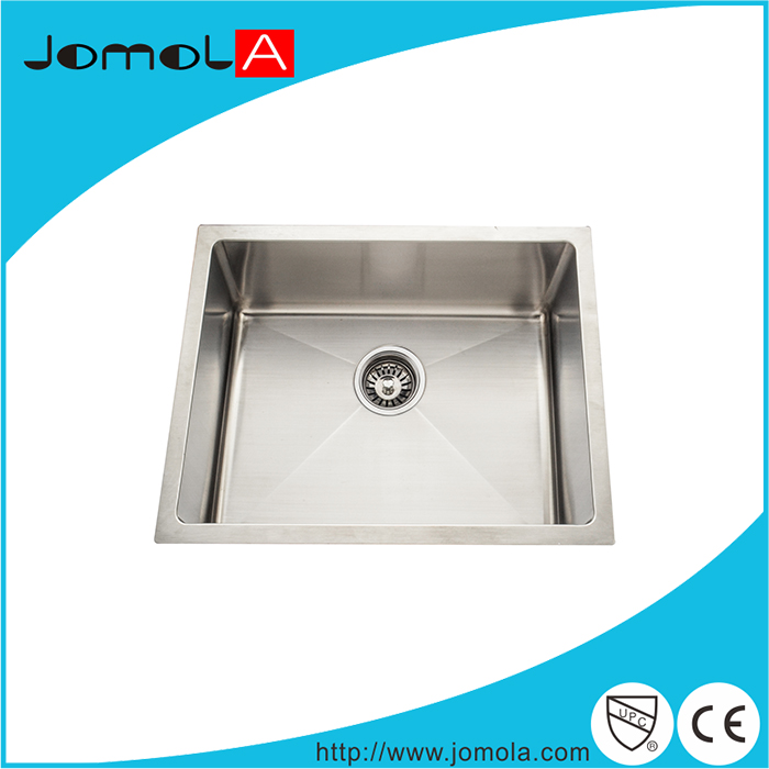 2016 ss 304 kitchen sink with 10 degree angle (JSH-5945R)