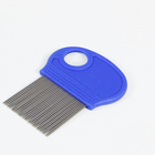 Pet flea removal comb, extra fine teeth comb for lice and nit remover ,all for dogs and Flea for dogs brush
