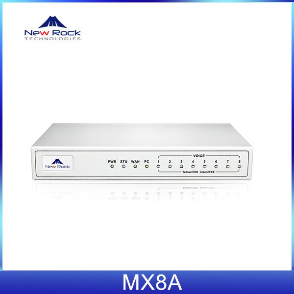 new rock desktop analog ip gateway mx8a buy desktop analog ip