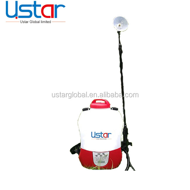 The latest High Quality 20 l yellow Electric Knapsack Power Sprayer