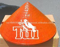 Palm Leaf Conical Hat