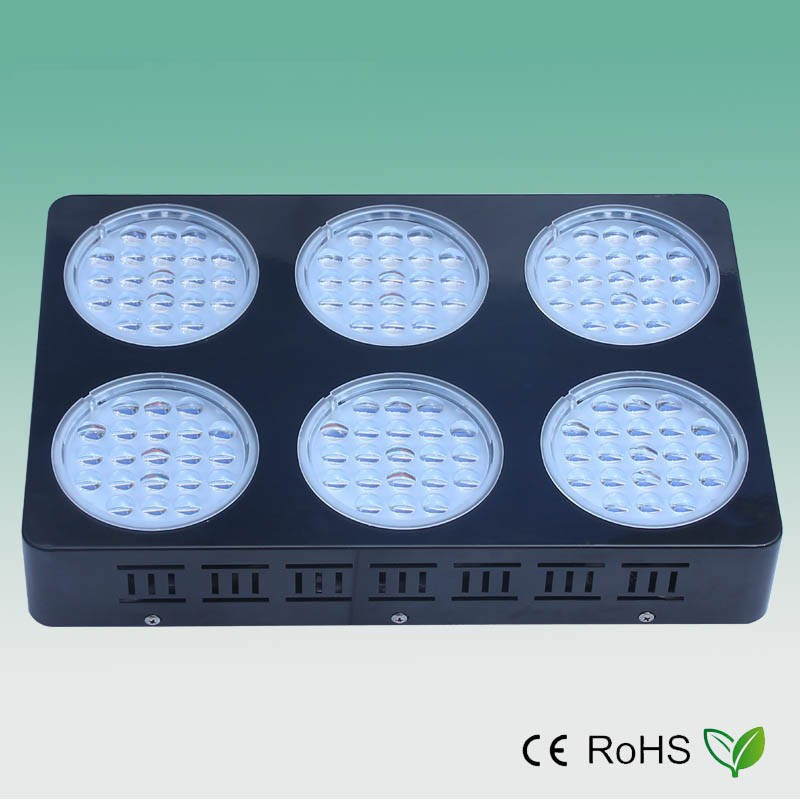 Free Sample 400w X-grow 6 Led Grow Light For Hydroponic Grow With ...