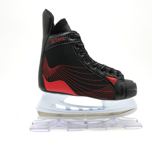 2018 hot sale soy luna ice skate shoes for kids and professional adults speed ice hockey skates