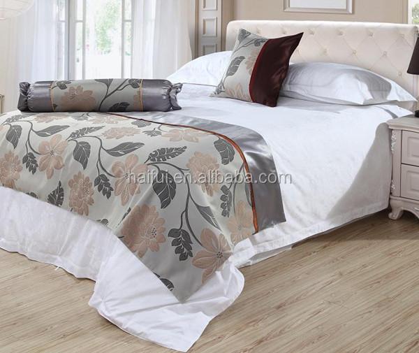 Camere Da Letto Di Buona Qualita : Buona qualità stelle hotel bed runner letto lanciatore