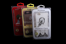 Wholesale Factory Price Customized plastic mobile phone case packaging cell phone case packaging box for iPhone 7 7 plus