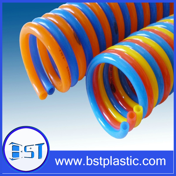 PVC spiral reinforce pipe Hose Water Spiral Suction Discharge Pipe Hose