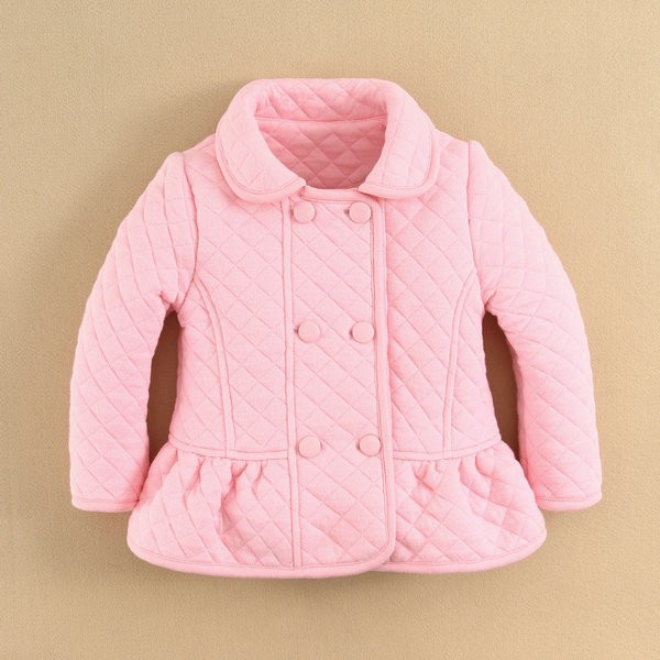 MOM AND BAB newest long sleeve cotton patterns kids wholesale clothing, girls cotton knitted jackets