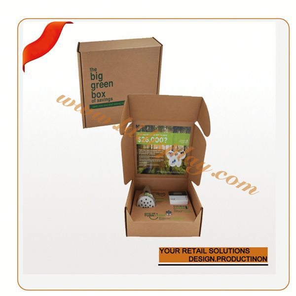 OEM painted packaging boxes mobile phone case pack
