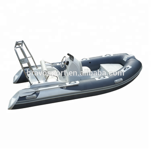 2018 Hypalon 390 3.9m Inflatable Rib Boat Made China