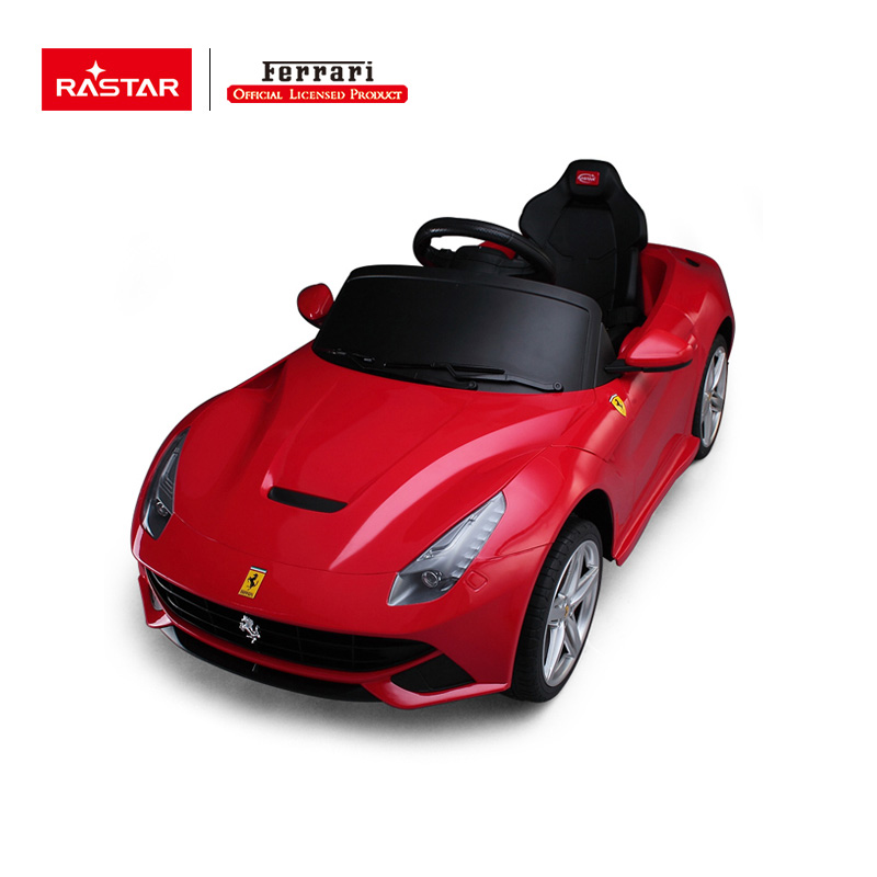 RASTAR Ferrari F12 12V ride on style electric kids car