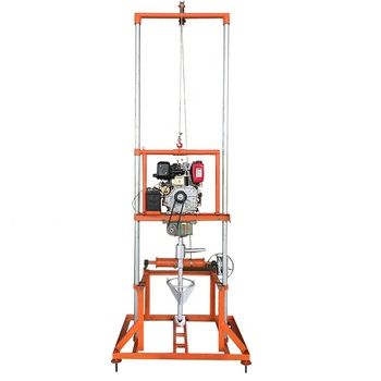 Good quality water well drilling machine for sale