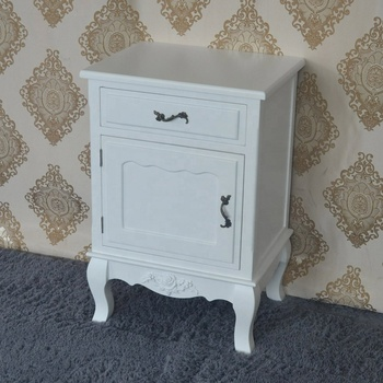 French Country Shabby Chic Bedside