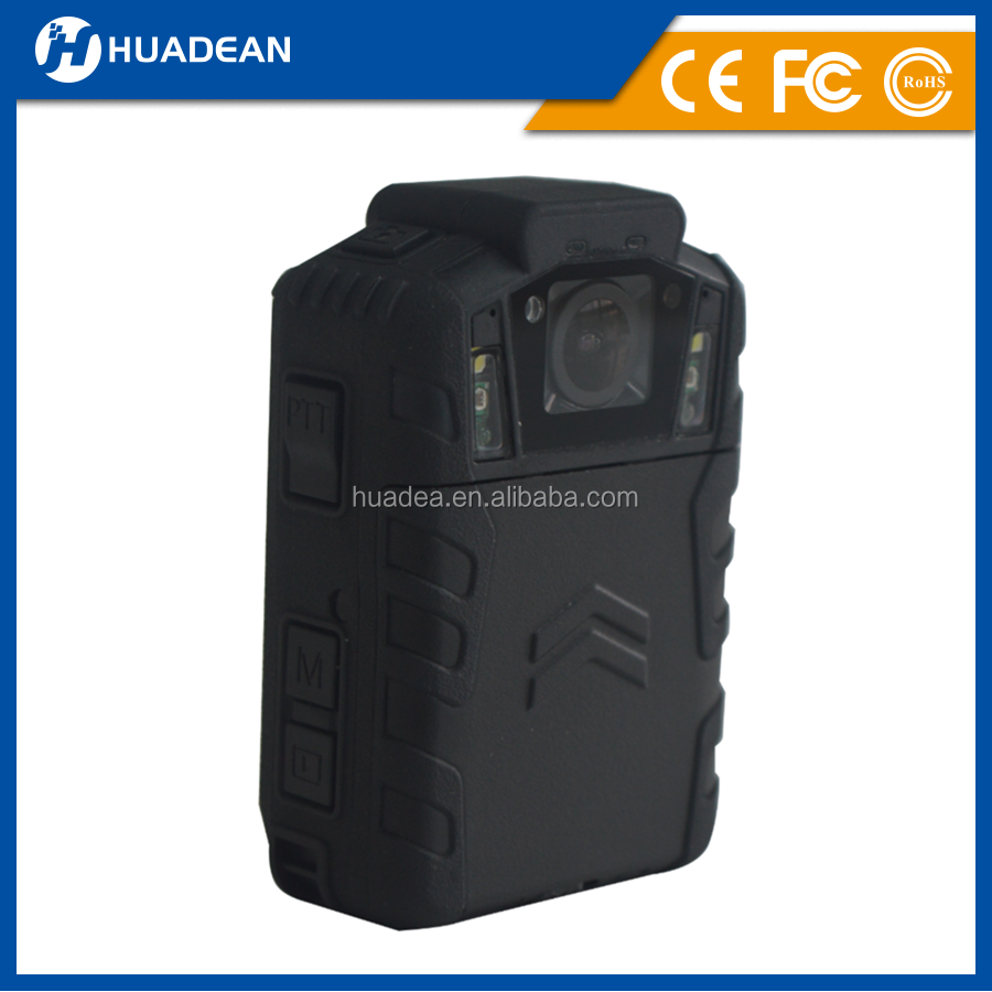 Full HD Ambarella video camer with night vision for law enforcement