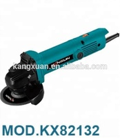 Best quality thin hand body 800w angle Grinder with variable speed (KX82132)