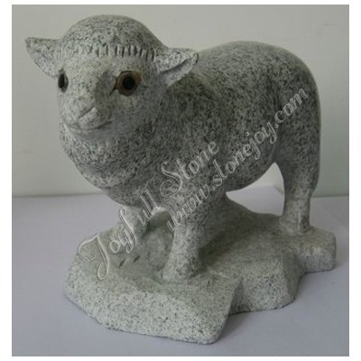 Stone Animal Crafts