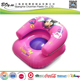 ISO Factory wholesale customized air arm chair pvc princess pink inflatable kid seat for girl