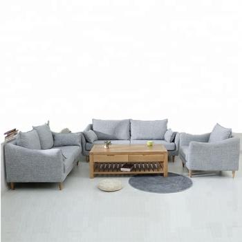 Simple Design Sofa Set Easy Emble Scandinavian Sofas