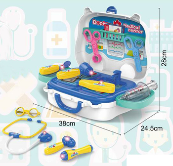 doctor toys play set