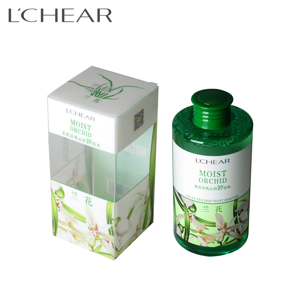 596013 LCHEAR brand wholesale latest production Private Label Herbal Face Deep Cleansing Makeup Remover