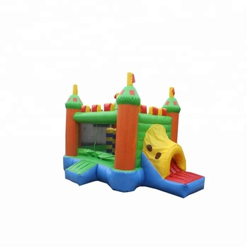 Outdoor 0.55mm PVC Commercial Children inflatable bouncer house