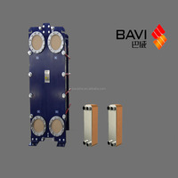 Air-Cooled Plate Heat Exchangers, Plate Type Air Recuperation, Jiangsu Bavi Manufactory