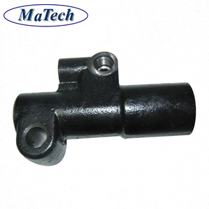 Foundry Customized Good Quality Alloy Steel Casting Ductile Cast Iron