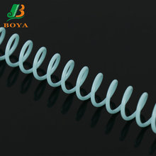 Great Quality Plastic Spiral Spring Binding Coil/Plastic Binding Ring/PVC Binding Wire