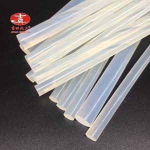 EVA transparent hotmelt silicone glue sticks