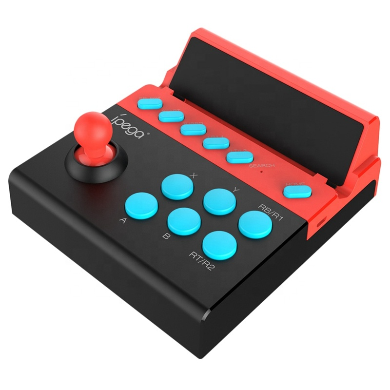 Ipega Pg-9135 untuk Android/IOS Ponsel Tablet Analog Game Fighting Ipega Bluetooth Gamepad Nirkabel Game Controller