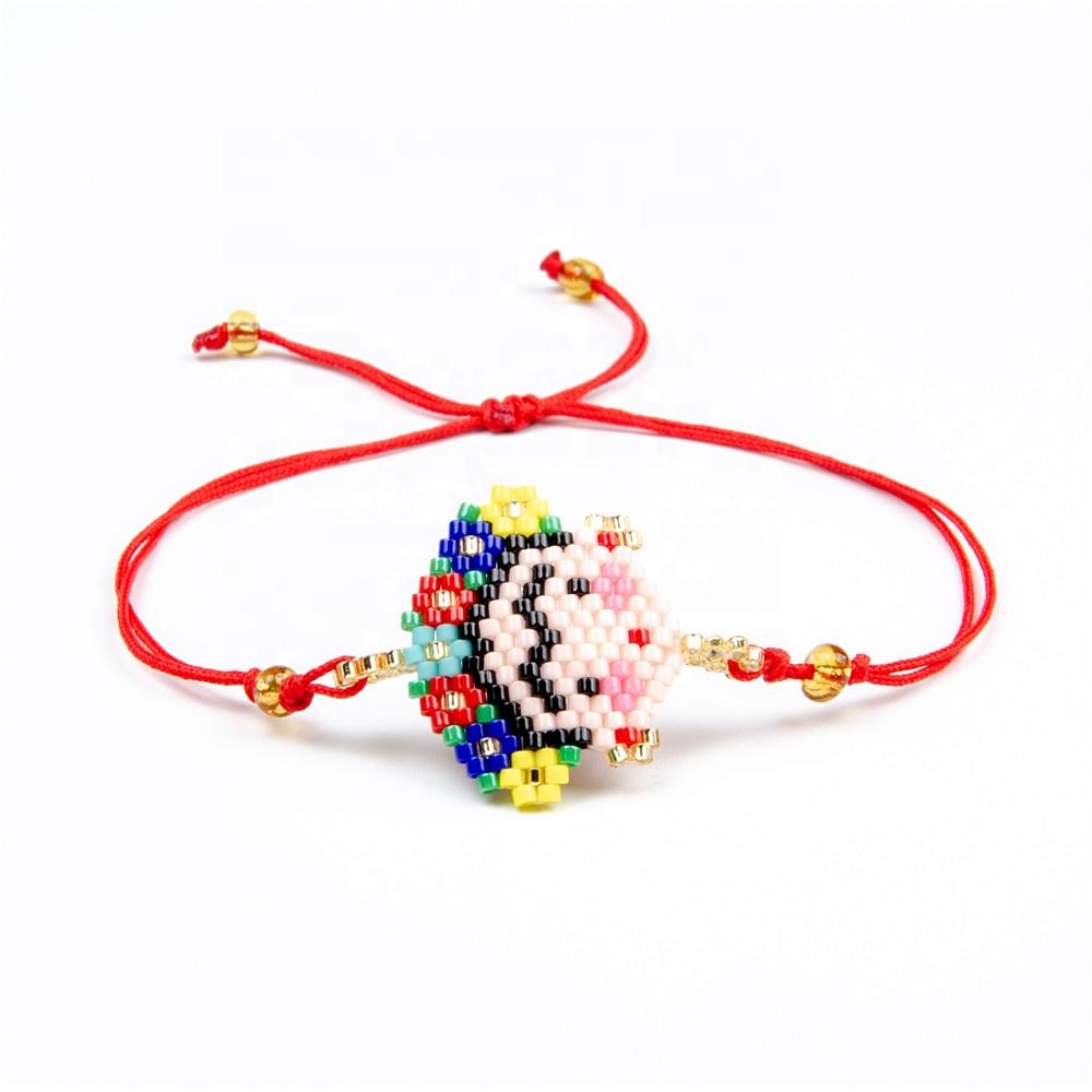 MI-B180265 Moyamiya Miyuki Frida Bead Bracelet pulseras frida accesorios para mujer фото