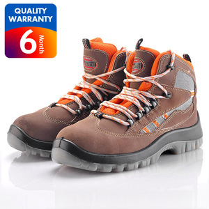 High temperature resistant work boots, steel toe boots for men, rhino work boots