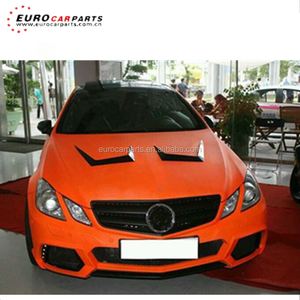 High Quality E-CLASS W207 bumpers replacement Body Kit for E-class W207 W Style 10 Year