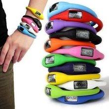 Digitální silikonové sportovní dámské hodinky – velký výběr barev na Aliexpress
