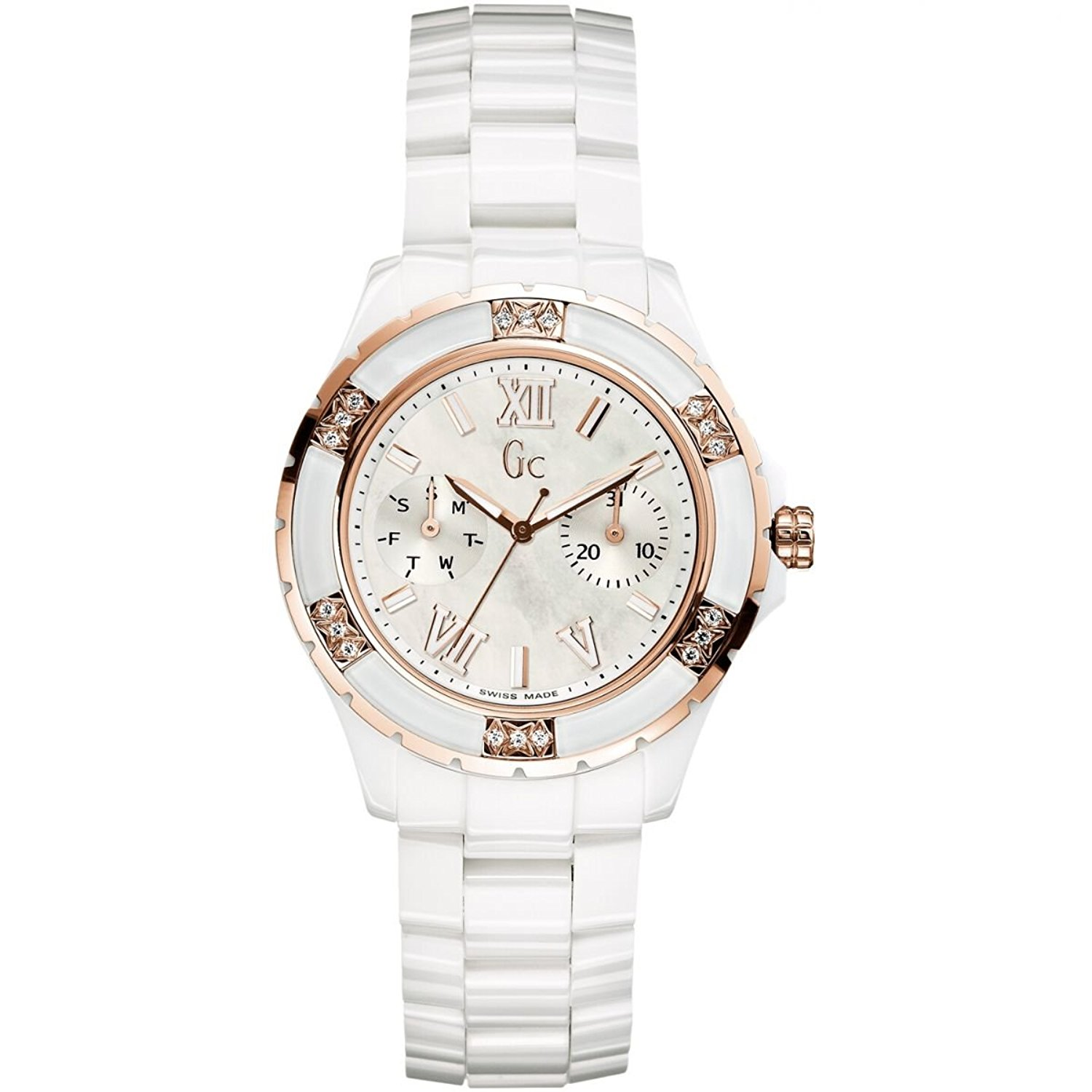 65df73580 Watch Guess Collection Gc Sport Class Xl-s X69116l1s Women´s Mother Of