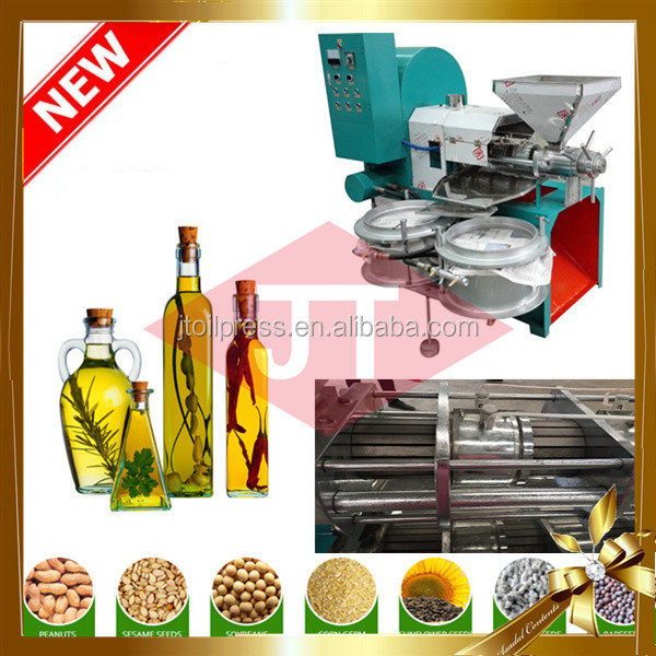 Myanmar low price oil press refining machine sunflower sesame peanut small cold soybean oil manufacturer