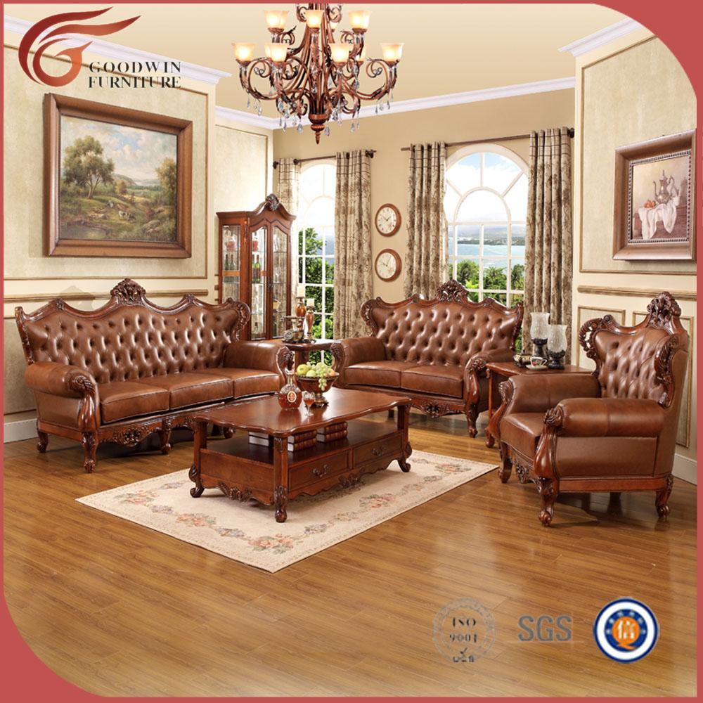 Elegante salotto di casa mobili di design divano in tessuto di alta classe di lusso intagliato a - Case mobili di design ...