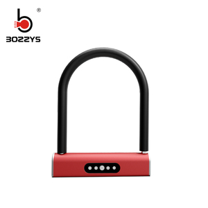 BOSHI New Arrival Key Password Smart Bluetooth Padlocks U Lock Bike Lock