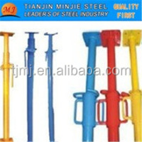 ADJUSTABLE HEIGHT STEEL PROPS high Product Properties