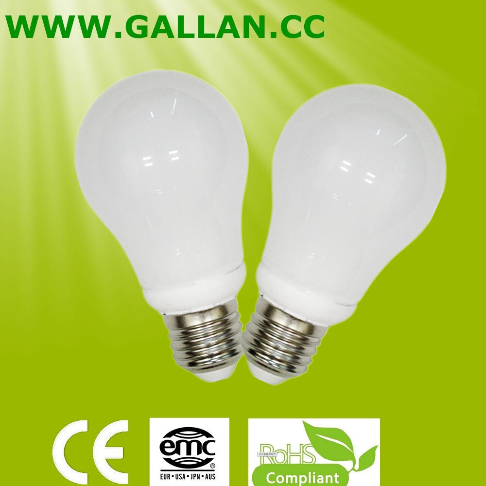 Competitive price PC material hue e14 9w led bulb light
