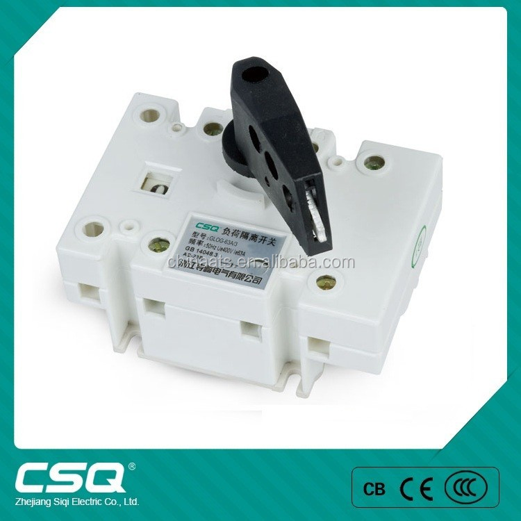 GLOG1-63 disconnector low voltage swtich